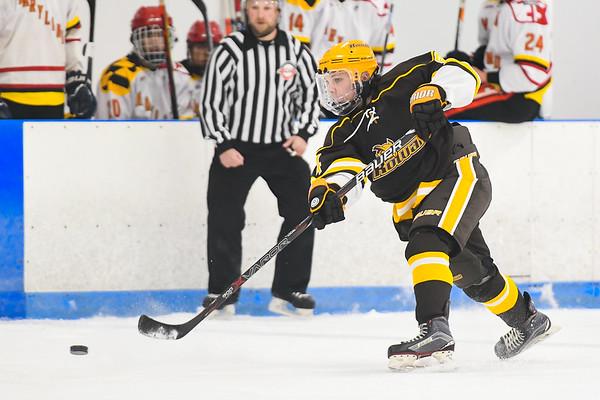 Athlete Profile- Jarred Krasner (Rowan D2 Ice Hockey)
