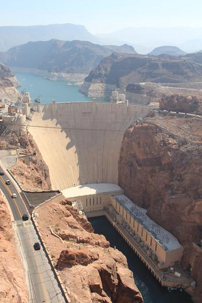 20180805-17 - Lake Mead Natl Rec Area - Hoover Dam.JPG