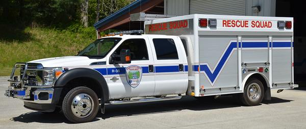 Transylvania County Rescue Squad (Brevard Rescue Squad)