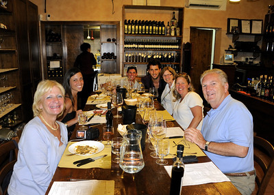 Italy - Florence and wine tour