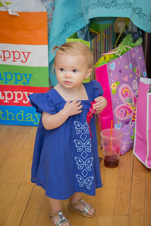 Teagan's 1st Birthday