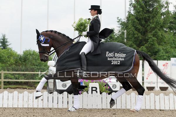 EMV 2012, seeniorid, II osavõistlus