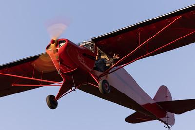 EAA Holmes Field Fly-In Meeting