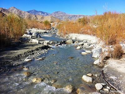Whitewater Preserve hike 2013
