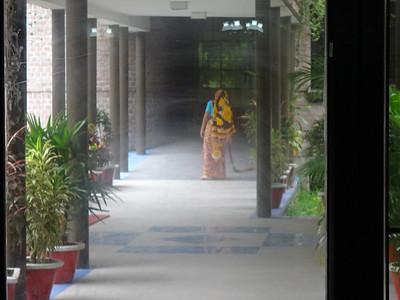RDRS guest house in Rangpur Bangladesh