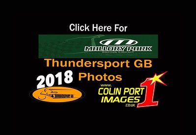Rd4 Thundersport GB Mallory Park 2018