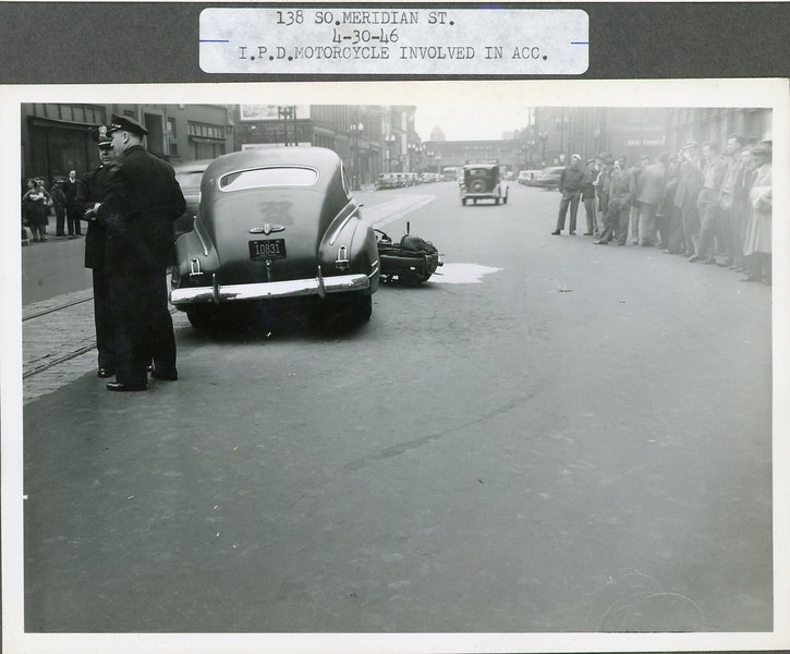 4-30-1946 IPD motorcycle accident 2