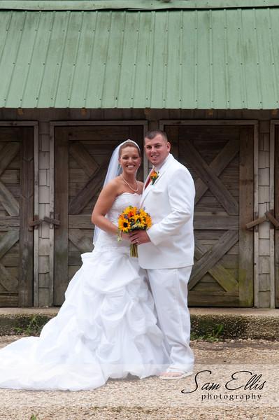 Tabitha and Shawn formals