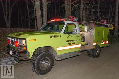 03-07-19 West Lafayette FD - House Fire