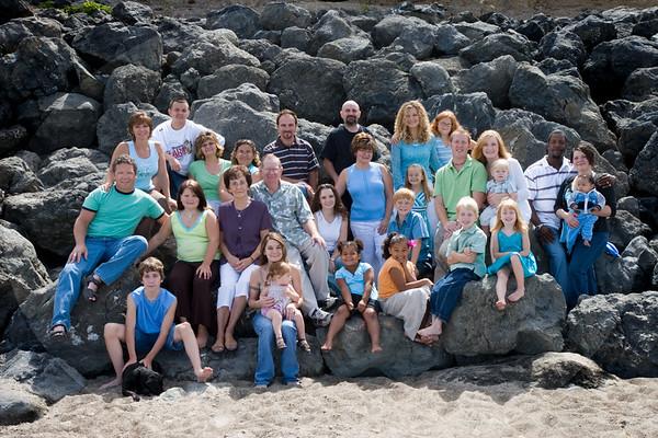 Images from folder 2006 carmen beach family