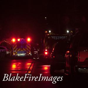 Chimney Fire - 9 Norwalk Ave Westport - 5-9-20