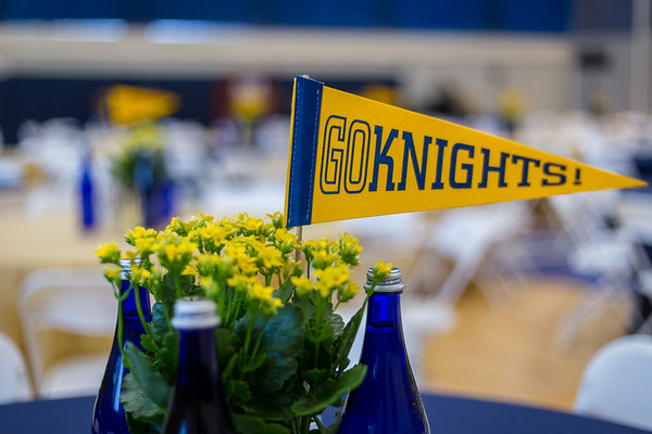 2018 Senior Welcome Dinner