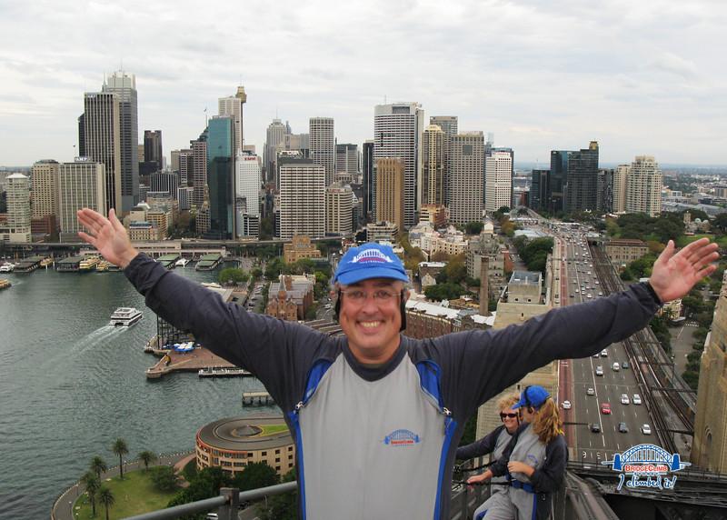 Harbor Bridge Walk 4 - Sydney, New South Wales, Australia