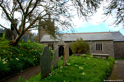 St. Gennys Church, Crackington Haven