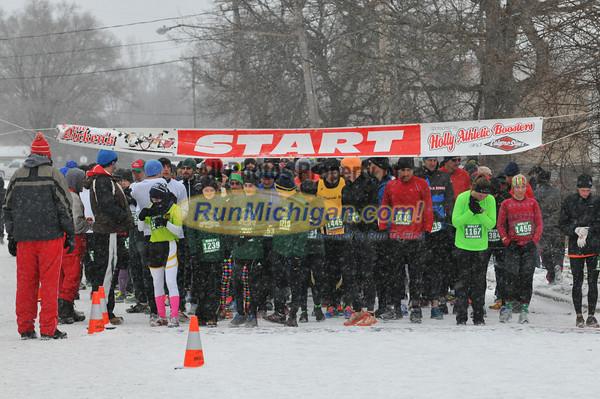 10K Start - 2013 Run Like the Dickens