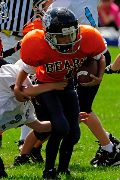 Mighty Mites Week 1 - Titans v. Bears