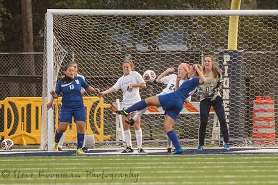 2017 PHS Girls Soccer vs North Harrison
