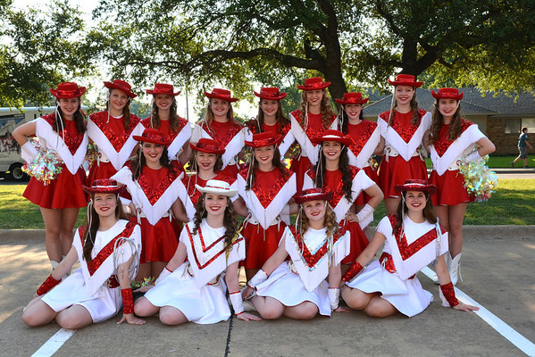 2013: Dettes Perform at the Lake Highlands 4th of July Parade