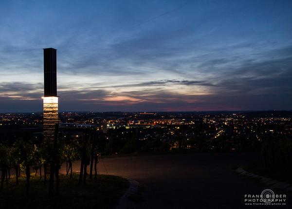 Kappelberg bei Nacht