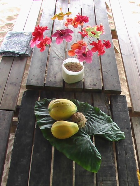 Beverly's Campground - Taveuni (September 28-30, 2004)