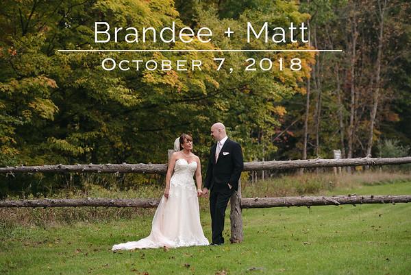 Matt + Brandee