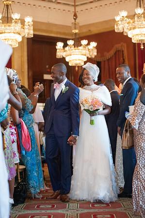 Olamide & Wale - Wedding