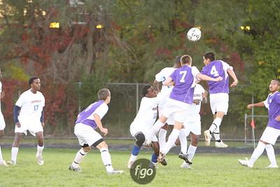 Southwest v Edison Soccer 10-7-09