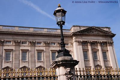 Around Buckingham Palace