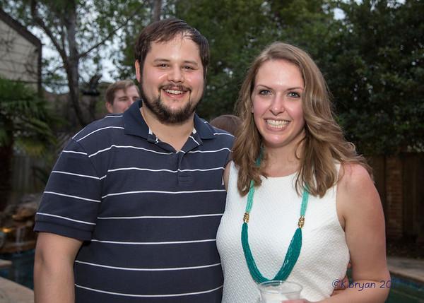 Dani & Kevin Engagement Party