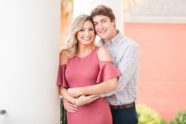 Ryan + Anna Louise | Engagement Session