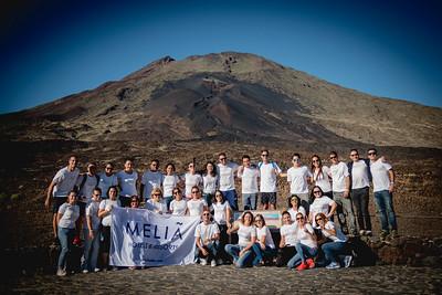 Excursión, del personal Jardines del Teide