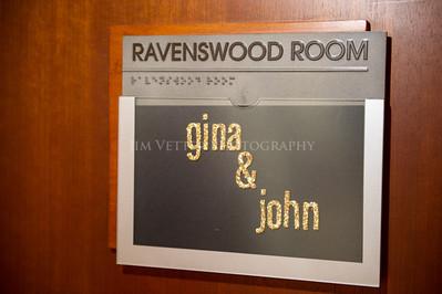 Gina & John's Wedding