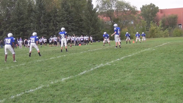 Eagan V eastview video 9th grade football