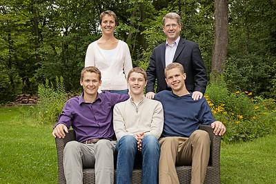 Vuchetich Family