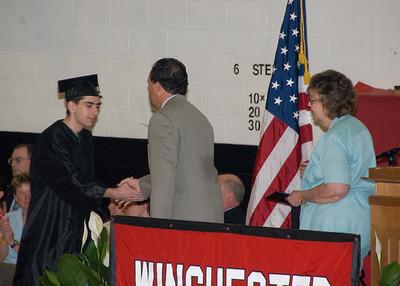 Ben's High School Graduation