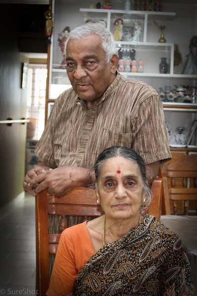 Anush Family before Reunion