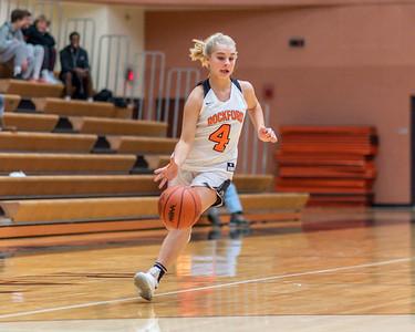 Rockford JV Basketball vs Forest Hills Central