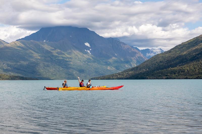 Eklutna Lake Recreation Area