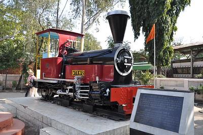 3 National Railway Museum, Delhi