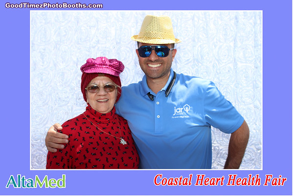 Coastal Heart Health Fair March 2018