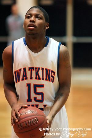 01-13-2012 Watkins Mill HS vs Wheaton HS Varsity Boys, Photos by Jeffrey Vogt Photography