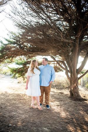 Stephanie + Austin | Del Mar Engagement Photos | San Diego Wedding Photographer