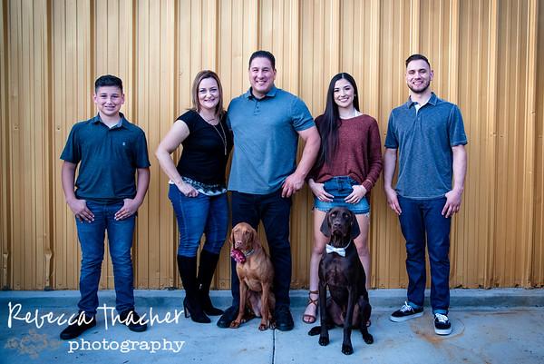 Ramos Family . LAB