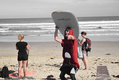 AST 7 Day Surf Camp 10/09/17