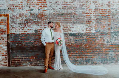Jennifer & Greg Barmore Wedding {3/27/2021}