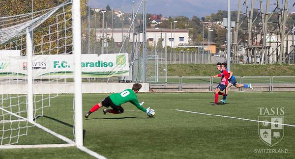 TASIS Boys Varsity Soccer vs. ASM