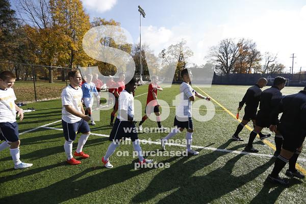 10.20.2012 - Augustana Men's Soccer v. NCC