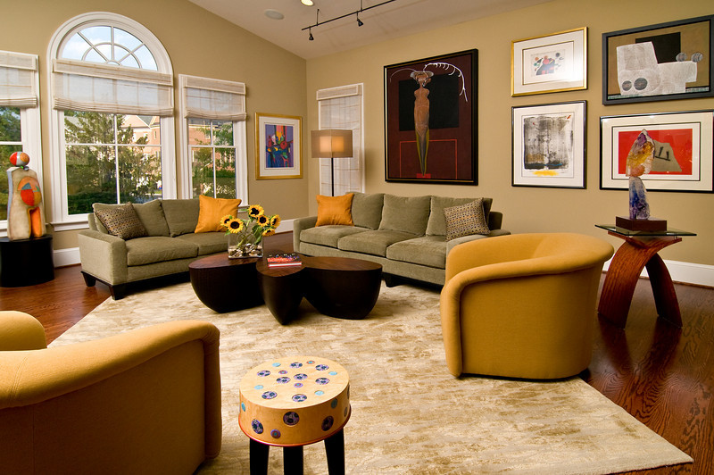 McLean, VA - Designer: Jean R. Smith, ASID