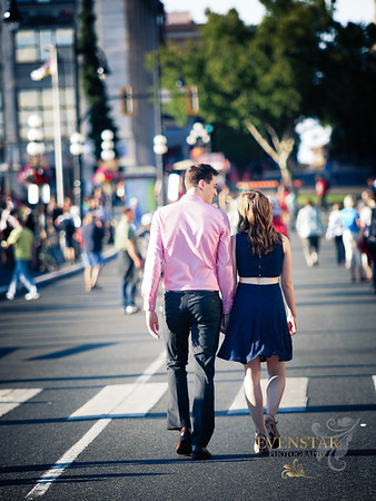 Matt & Jillian {Engagement}
