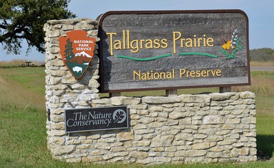Tallgrass Prairie National Preserve  Kansas 2016